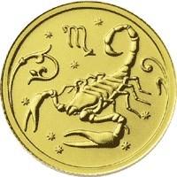 Moneta > 25rubli, 2005 - Rosja  (Znaki zodiaku - Skorpion) - obverse
