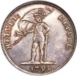 Monēta > 20batzen, 1798-1799 - Šveice  - obverse