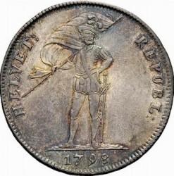 Moneta > 40batzen, 1798 - Svizzera  - obverse