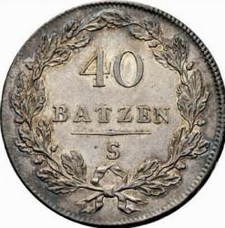 Moneta > 40batzen, 1798 - Svizzera  - reverse