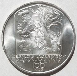 Moneta > 100corone, 1979 - Cecoslovacchia  (150° anniversario - Nascita di Ján Botto) - obverse