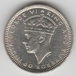 Coin > 5cents, 1938-1941 - Hong Kong  - obverse