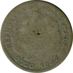 Moneda > 10centavos, 1932 - Guatemala  - reverse