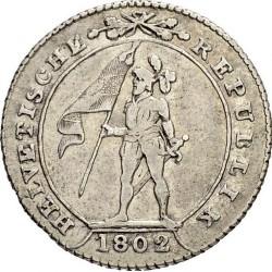 Moneta > 5batzen, 1799-1802 - Svizzera  - obverse