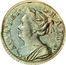 מטבע > 1פאני, 1703-1713 - בריטניה  - obverse