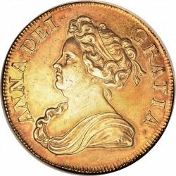 Moneta > 5ghinee, 1711-1714 - Regno Unito  - obverse