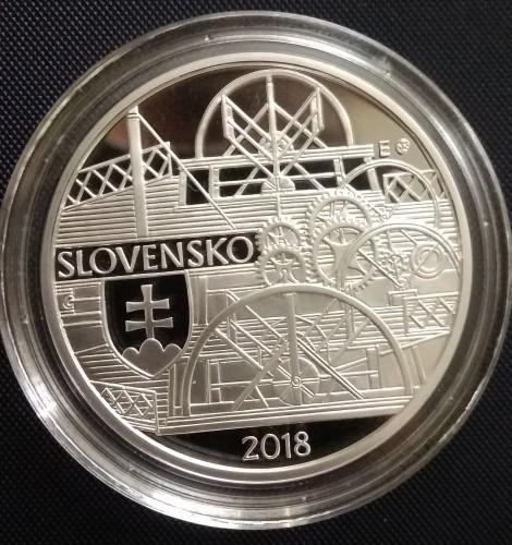 10 Euro 2018 First Sailing Of A Steamer In Bratislava Slowakei