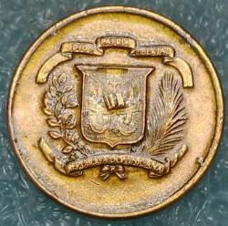 Монета > 1сентаво, 1978-1981 - Доминиканска Република  - obverse
