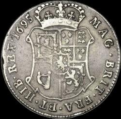 Moneda > 20chelines, 1695-1699 - Escocia  - reverse