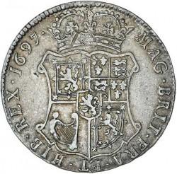 Moneda > 40chelines, 1695-1700 - Escocia  - reverse