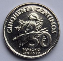 Moneda > 50céntimos, 2017 - Santo Tomé y Príncipe  - obverse
