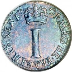 錢幣 > 1便士, 1698-1701 - 英格蘭  - reverse