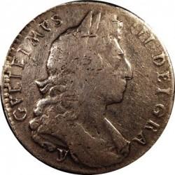 錢幣 > ½克郎, 1696-1697 - 英格蘭  - obverse