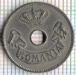 Pièce > 10bani, 1905-1906 - Roumanie  - obverse