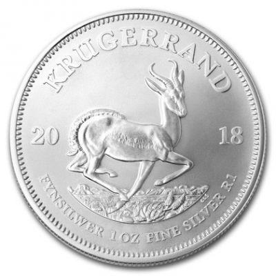 1 Krugerrand 2018 Krugerrand Südafrika Münzen Wert Ucoinnet