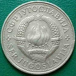 Moneda > 5dinares, 1978 - Yugoslavia  - obverse