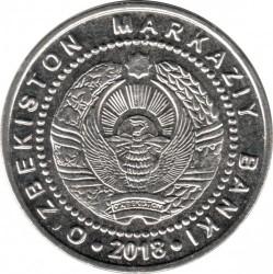 Moneda > 500so'm, 2018 - Uzbekistán  - obverse