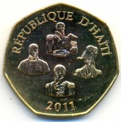 Монета > 5гурдів, 1995-2013 - Гаїті  - reverse