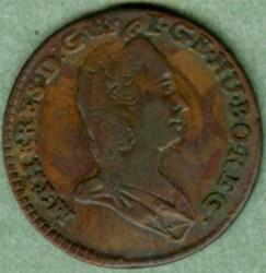 Coin > 1pfennig, 1759-1765 - Austria  - obverse