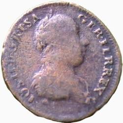 Монета > ½крейцера, 1772-1779 - Австрія  - obverse