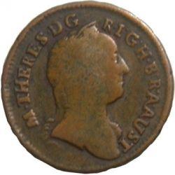 Moneda > 1kreuzer, 1760-1765 - Austria  - reverse