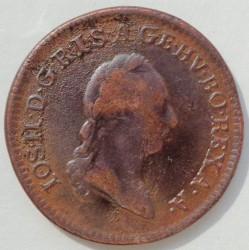 Монета > 1кройцер, 1780-1790 - Австрия  - obverse