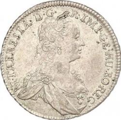 Moneta > 15kreuzer, 1747-1750 - Austria  - obverse