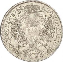 Moneta > 15kreuzer, 1747-1750 - Austria  - reverse