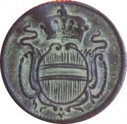 سکه > 1هلر, 1768 - اتریش   - obverse