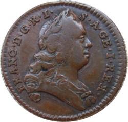 Coin > 1pfennig, 1759-1765 - Austria  (Francis I) - obverse