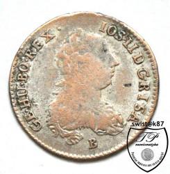 Pièce > 3kreuzer, 1780-1784 - Autriche  - obverse
