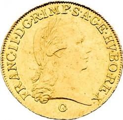 Moneta > 1dukat, 1792-1804 - Austria  - obverse