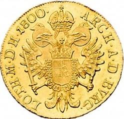 Moneta > 1dukat, 1792-1804 - Austria  - reverse