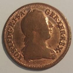 Монета > ¼крейцера, 1777-1779 - Австрія  - obverse