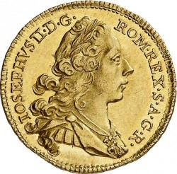 Moneta > 1dukat, 1765 - Austria  (Józef II) - obverse