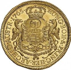 Moneta > 1dukat, 1765 - Austria  (Józef II) - reverse