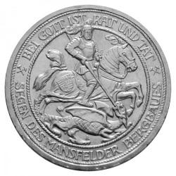 Moneda > 3marcos, 1915 - Alemán (Imperio)  (100º Aniversario - Absorción de Mansfeld) - obverse