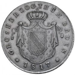 Moneta > 1kronenthaler, 1814-1819 - Badenia  - obverse