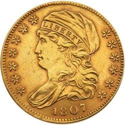 Moneda > 5dólares, 1807-1812 - Estados Unidos  (Capped Bust) - obverse