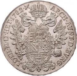 Монета > 1талер, 1781-1790 - Австрія  - reverse