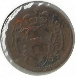 سکه > 1فنیگ, 1759-1765 - اتریش   - obverse