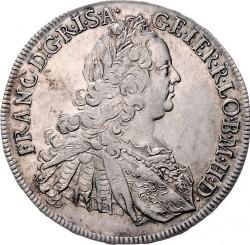 Монета > 1талер, 1746-1750 - Австрія  (Франц І) - obverse
