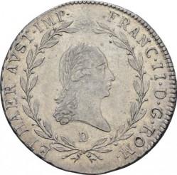 Монета > 20кройцера, 1804-1806 - Австрия  - obverse