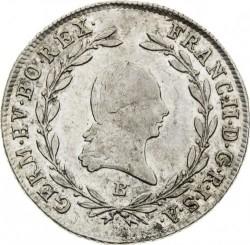 سکه > 20کرویزر, 1792-1804 - اتریش   - obverse