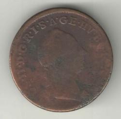 Moneta > ½kreuzer, 1780-1790 - Austria  - obverse