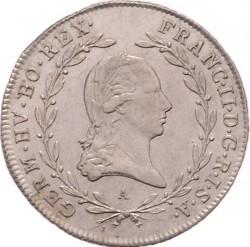 Moneta > 10kreuzer, 1792-1797 - Austria  - obverse