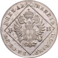 Монета > 7кройцера, 1802 - Австрия  - obverse