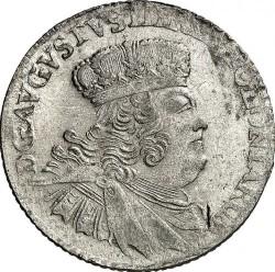 Münze > 2Złote, 1753-1756 - Polen  - obverse