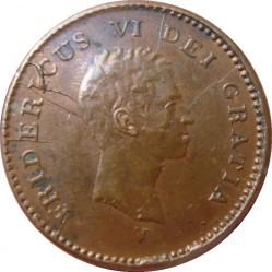 錢幣 > 2斯基林, 1810-1811 - 丹麥王國  - obverse