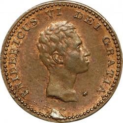 錢幣 > 3斯基林, 1812 - 丹麥王國  - obverse